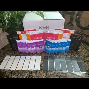 Thrive by Le-Vel couples sample pack
